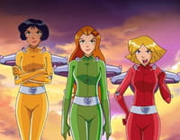 Totally Spies : Les fugitifs
