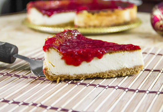 Dessert : Chick'inway  - Cheesecake made in Chick'inway -   © Chick'inway