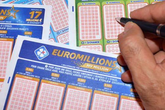 Résultat de l'Euromillion: le tirage du vendredi 6septembre 2019[en ligne]