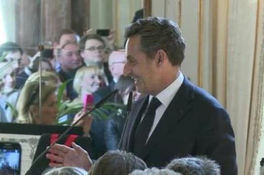 "Nicolas Sarkozy: ses ""petites blagues"" belges"
