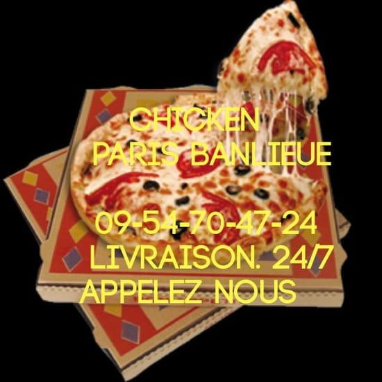 King Chicken Paris livraison  - livraison 24h24 -