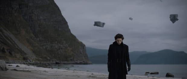 Les photos officielles de Dune