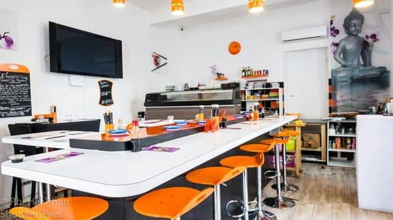 Ici Sushi Lounge  - Ici Sushi Interieur 02 -