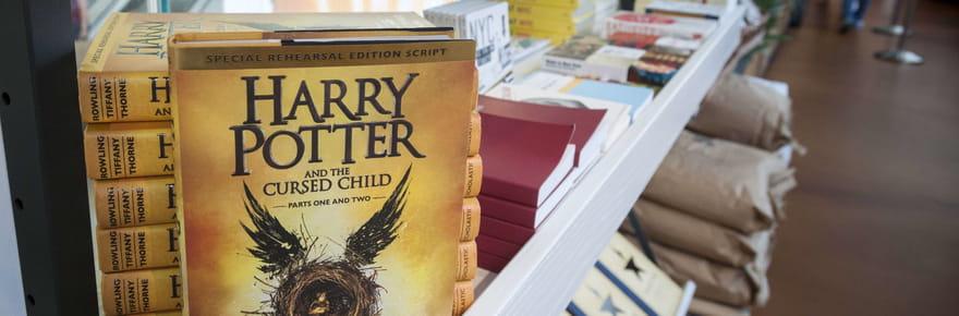 Harry Potter 8: le livre Harry Potter et l'enfant maudit enfin en librairie