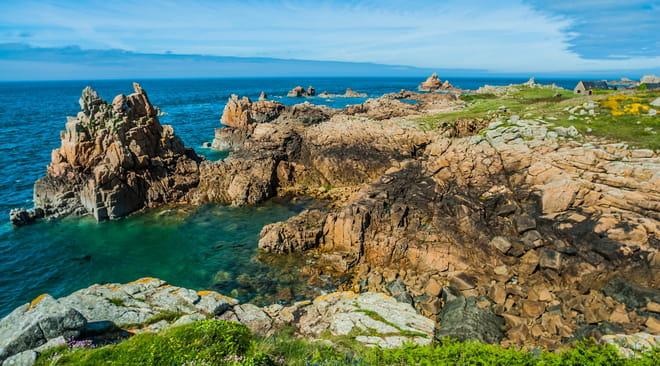 Île de Bréhat: visiter, à vélo, à pied, navette, le guide
