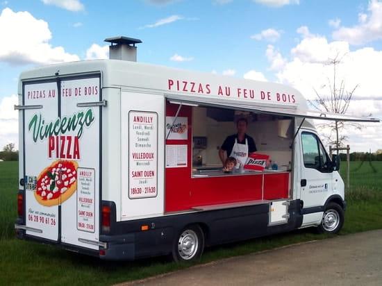 Vincenzo Pizza  - le food truck -   © propriétaire