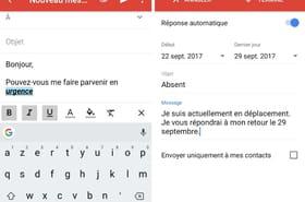 15conseils pour mieux gérer ses mails sur Android