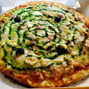 Chez Camembert Pizza  - La pizza du chef : LA CAMEMBERT -   © CAMEMBERT PIZZA