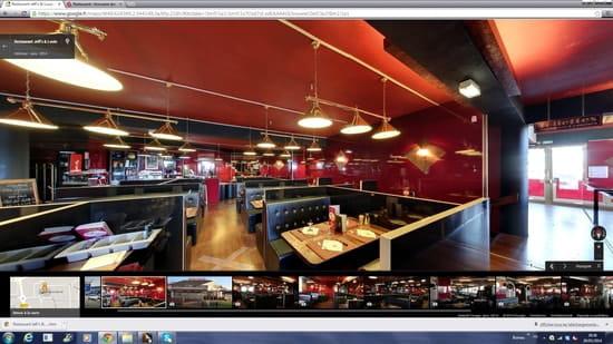 Restaurant Jeff's & Louis  - salle -