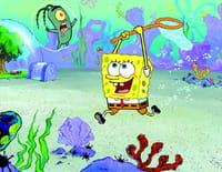 Bob l'éponge : La maison de vos rêves. - Plankton… et les voleurs de pâté de crabe