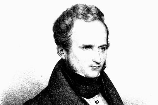 Alfred de Vigny: biographie de l'écrivain, auteur de La mort du Loup