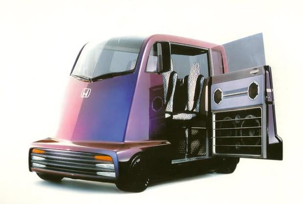 Honda Fuya-jo Concept de 1999
