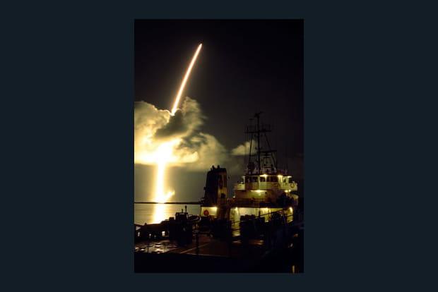 Titan IVB/Centaur et Cassini en 1997