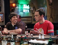 The Big Bang Theory : Maman a un amant !