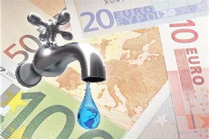 combien coûte l'eau dans votre ville ?