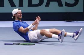 La folle soirée de l'équipe de France de Coupe Davis