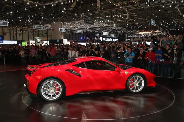 Ferrari 488Pista