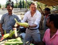 Les nouveaux explorateurs : Fred Chesneau en Inde