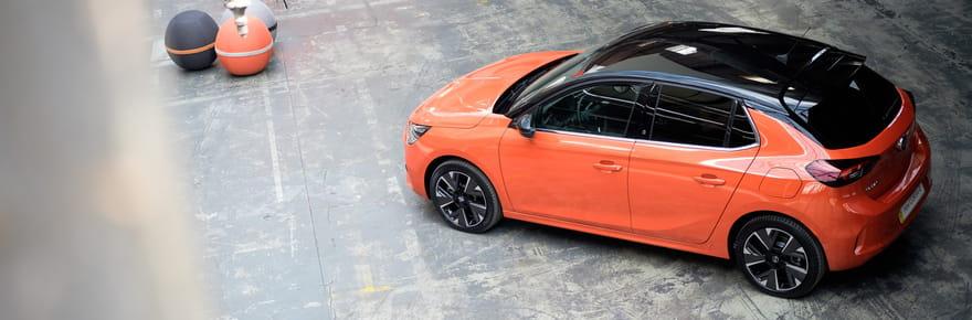 Premier contact avec la nouvelle Opel Corsa