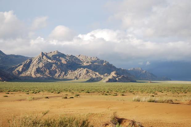 Gobi, Mongolie et Chine