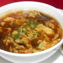 Restaurant Asiatique Niouniou  - potage pékinois pimenté -   © restaurant asiatique niouniou