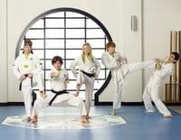Tatami Academy : Bagarre au musée