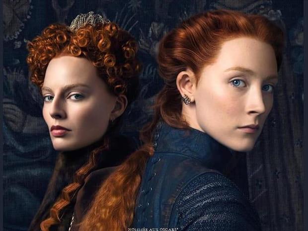 Marie Stuart, reine d'Ecosse.