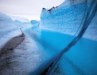 Planète glace : Groenland : le voyage sous la glace