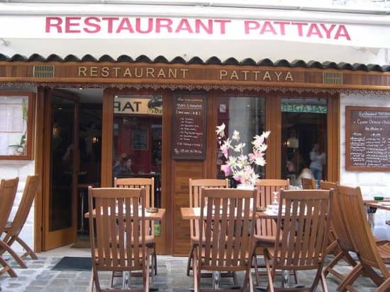Restaurant Pattaya  - Terrasse l'été -