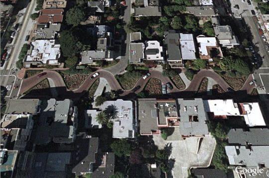 16clichés insolites révélés par Google Earth