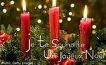 Carte Joyeux Noel