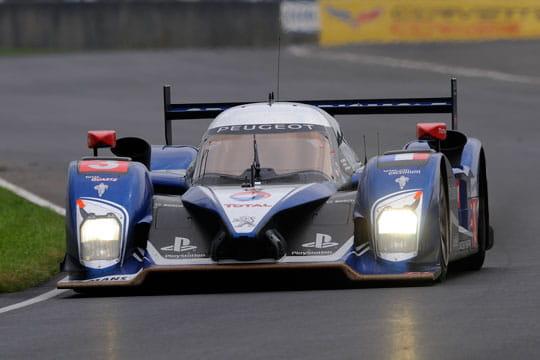 La course des 24Heures du Mans 2010