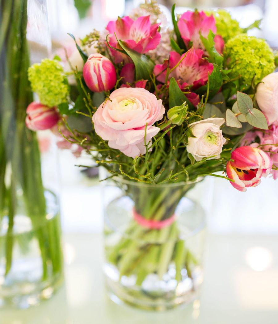 Comment Conserver Du Muguet En Vase ne pas trop serrer le bouquet