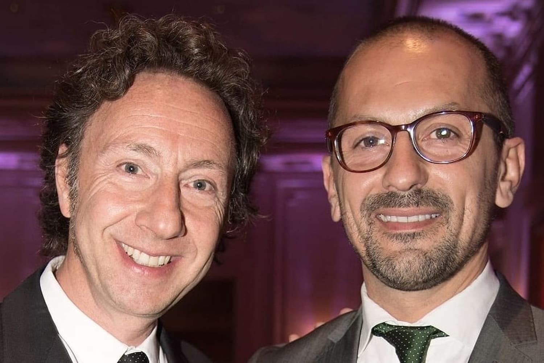 Stéphane Bern: qui est Lionel, le compagnon de l'animateur?