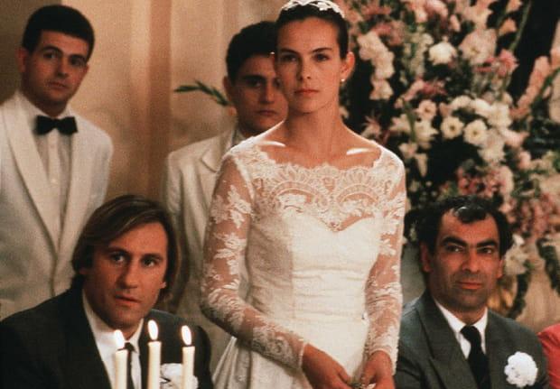 Carole Bouquet et Gérard Depardieu