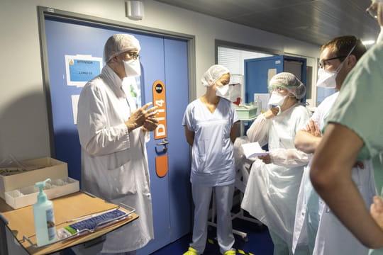 DIRECT. Coronavirus en France: 19752nouveaux cas, une aggravation redoutée