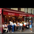 Restaurant : Gladines  - Vue côté Bd ST GERMAIN -