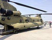 Avions de combat : Les hélicoptères