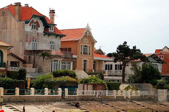 Les villas balnéaires