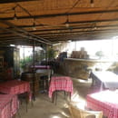 Le Grillou  - terrasse couverte -