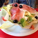 Plat : La Provençale  - Salade repas sicilienne -