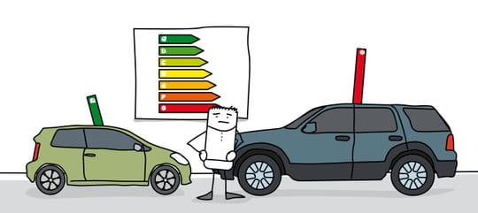 Bonus écologique: une taxe au poids instaurée et un malus moins dur que prévu, les infos