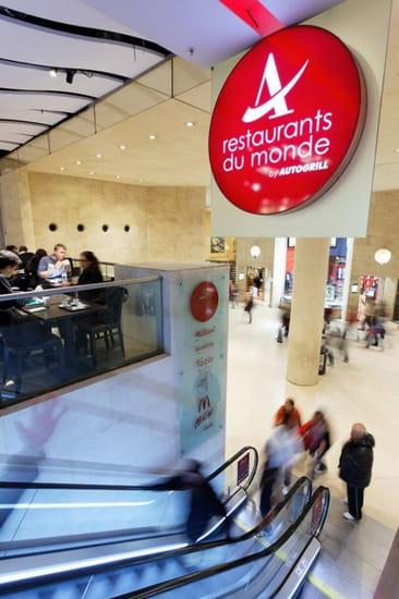 Restaurants du Monde  - Restaurants du Monde Food Court Carrousel du Louvre -   © Fradéric Baron-Morin