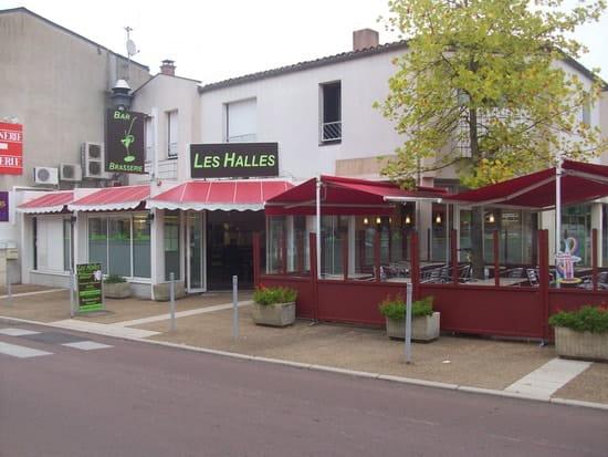 Brasserie Restaurant Les Halles   © THIBAULT BRUNO