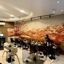 Restaurant : Sushicom  - Salle intérieure -   © SUSHICOM