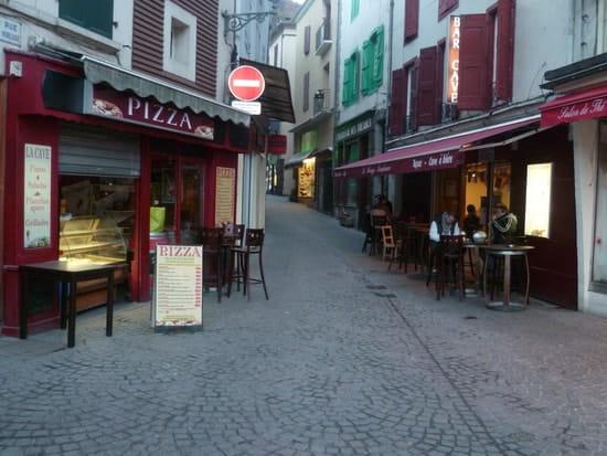 La Cave  - La Cave à vins et bières, restaurant et pizzeria -