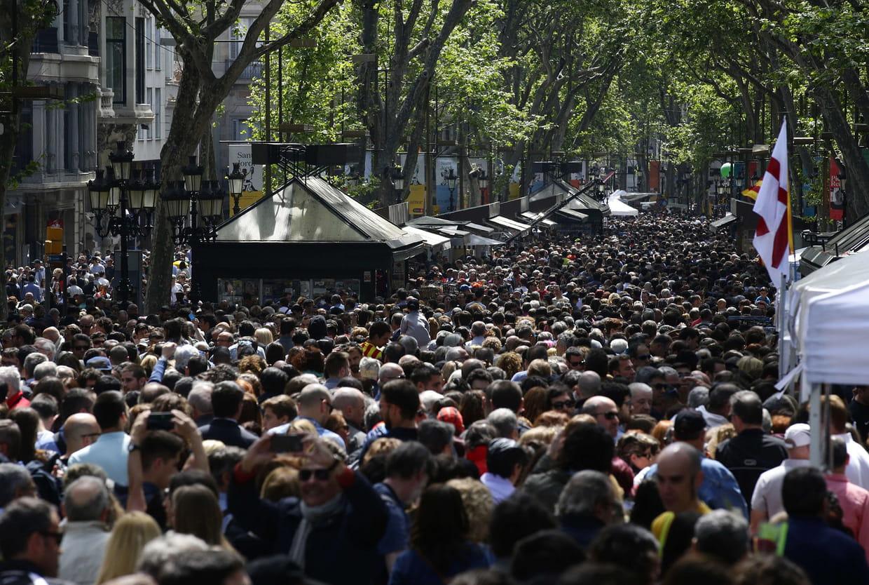 Barcelone: attentat terroriste confirmé par la police sur la Rambla