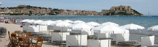 Restaurant le Bout du Monde  - restaurant panoramique dans la baie de Calvi -
