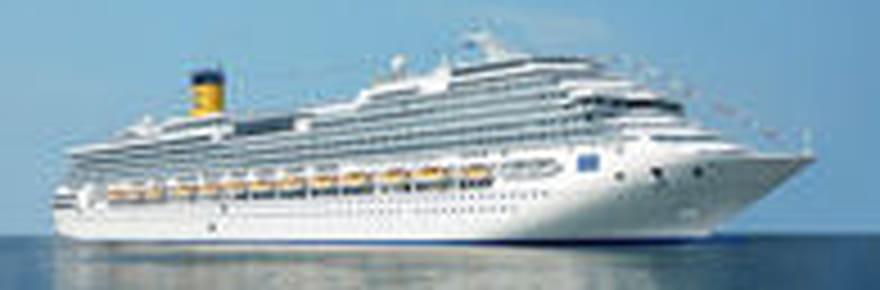 Visite du Costa Concordia