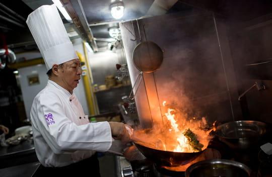Le restaurant étoilé Michelin le moins cher au monde se trouve à Shanghai
